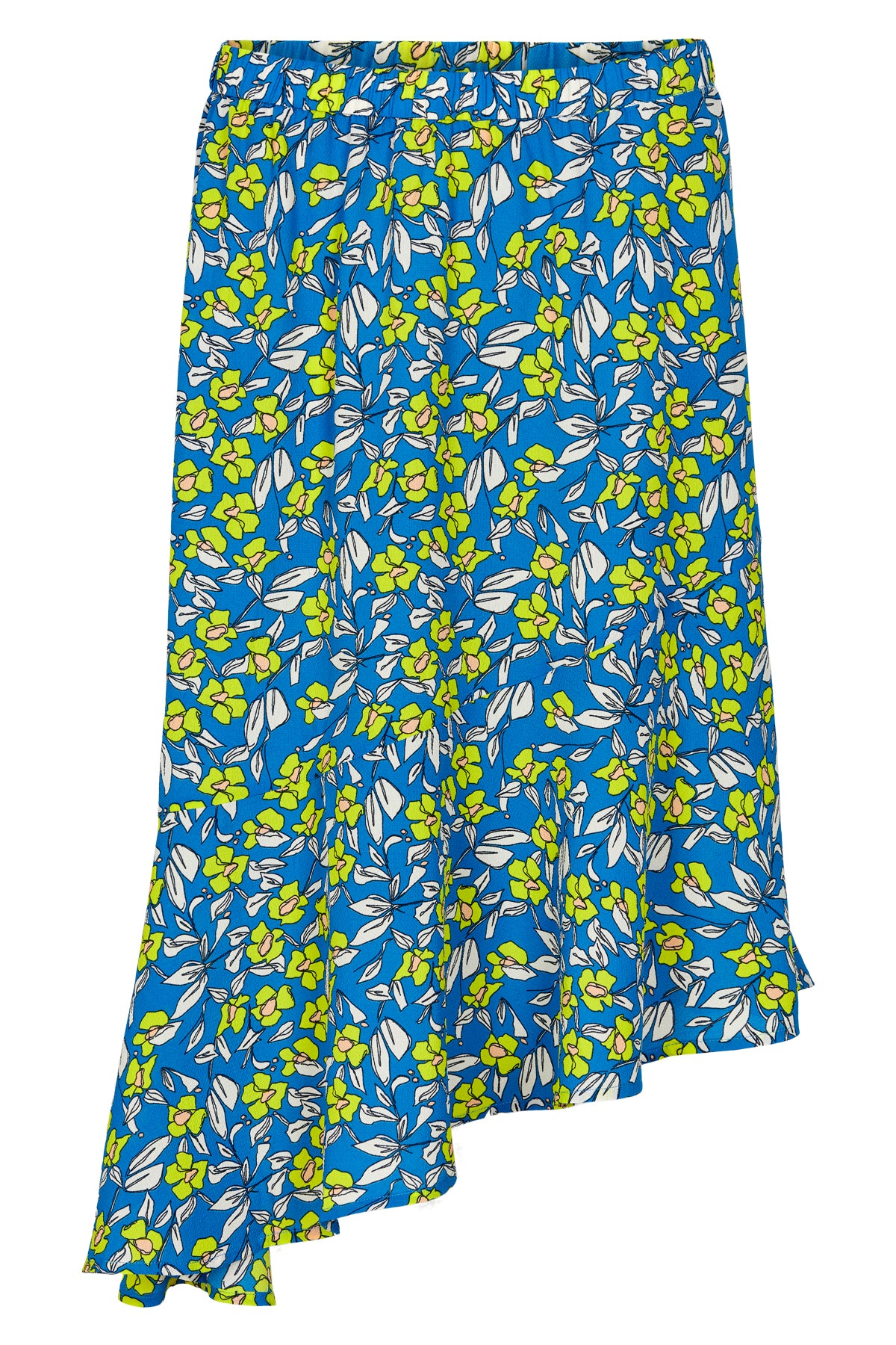 NÜMPH Nuaideen Skirt, blue