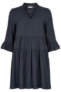 NÜMPH Nubeula Dress, dark blue