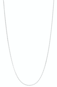 MARIA BLACK Liz Necklace, silver