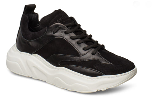 PAVEMENT Meadow Sneaker, black