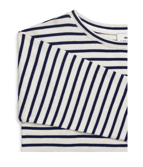 MADS NORGAARD light Sweater, white
