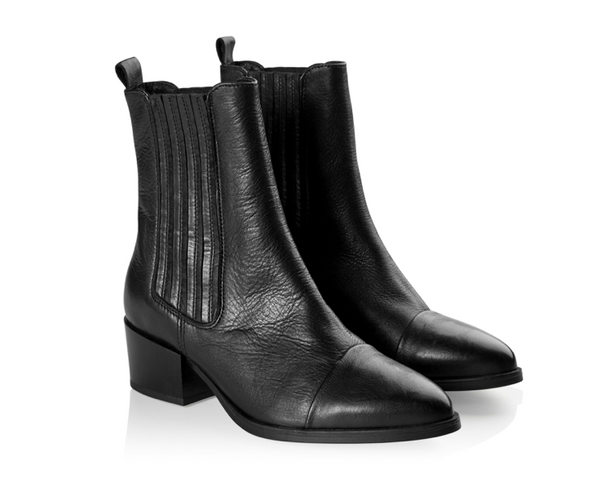 PAVEMENT Julia Long Boot, black