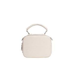 HVISK Blaze Boa Bag, cream