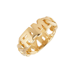 MARIA BLACK FAM ILY Ring, gold