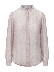 UNTOLD STORIES Inez Blouse, lilac