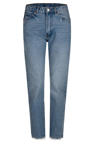 DR DENIM Nora Mom Jeans, blue Jay