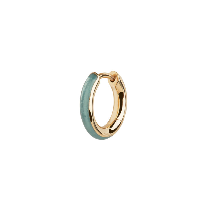 MARIA BLACK Kate Huggie gold - mint