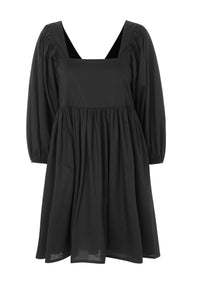 JUST FEMALE Merle Dress, black