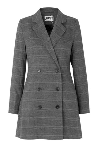 JUST FEMALE Myran Blazer, grey