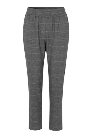 JUST FEMALE Myrna trousers, grey