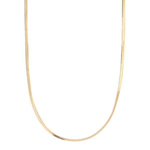 MARIA BLACK Mio Chain, gold