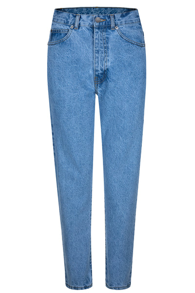 DR DENIM Mom Jeans, light blue