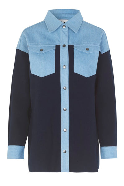 JUST FEMALE Sonia Jacket, blue