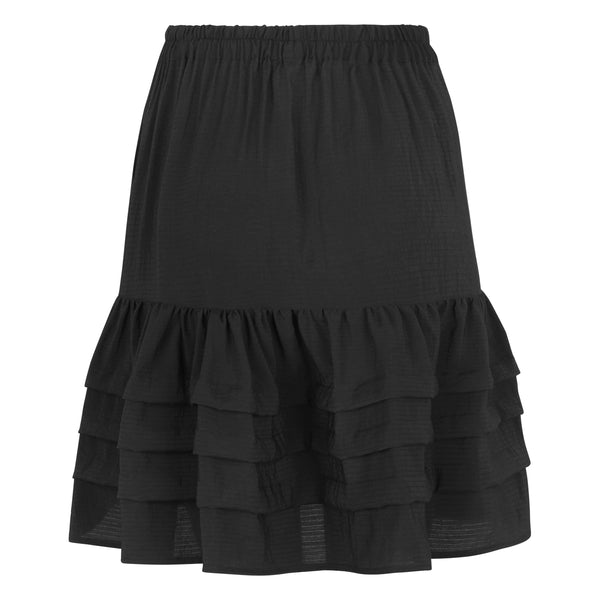 SOFT REBELS Amelia Skirt, black