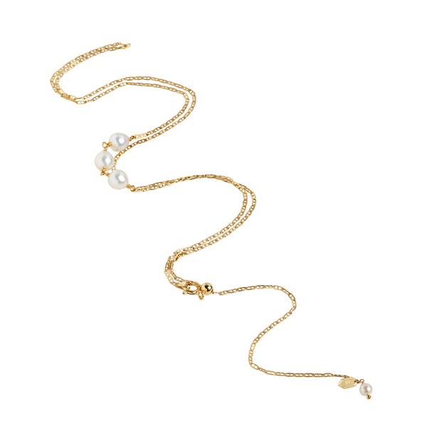 MARIA BLACK Tessoro Necklace, gold