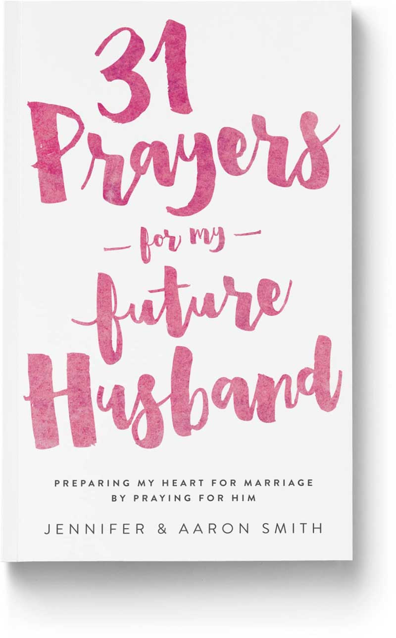 31 Prayers For My Future Husband - Book - Marriage After God