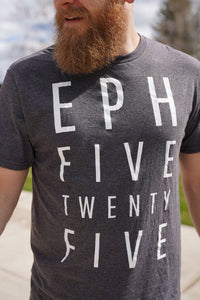 Ephesians 5:25 Shirt - T-Shirt - Marriage After God