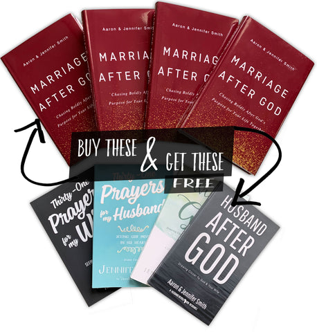 Marriage After God Ultimate 8 Book Bundle - Buy 4 Get 8 Books