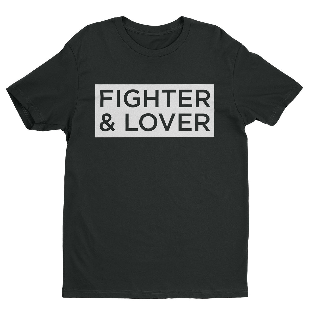 Fighter And A Lover - T-Shirt - Marriage After God