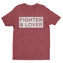 Load image into Gallery viewer, Fighter And A Lover - T-Shirt - Marriage After God