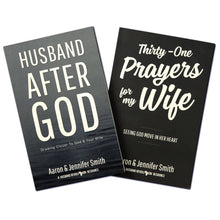Load image into Gallery viewer, The Husband Bundle - Husband After God + Thirty-One Prayers For My Wife - Promotional Bundle - Marriage After God