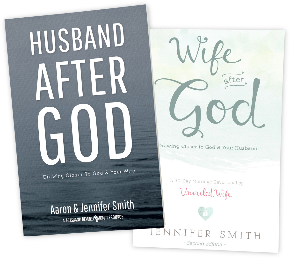 Husband And Wife After God Devotional 2 Book Bundle - 22% OFF - Promotional Bundle - Marriage After God