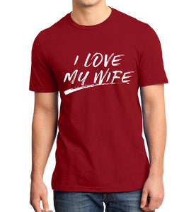 I Love My Wife Shirt - T-shirt - Marriage After God