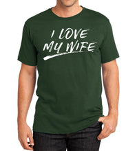 Load image into Gallery viewer, I Love My Wife Shirt - T-shirt - Marriage After God