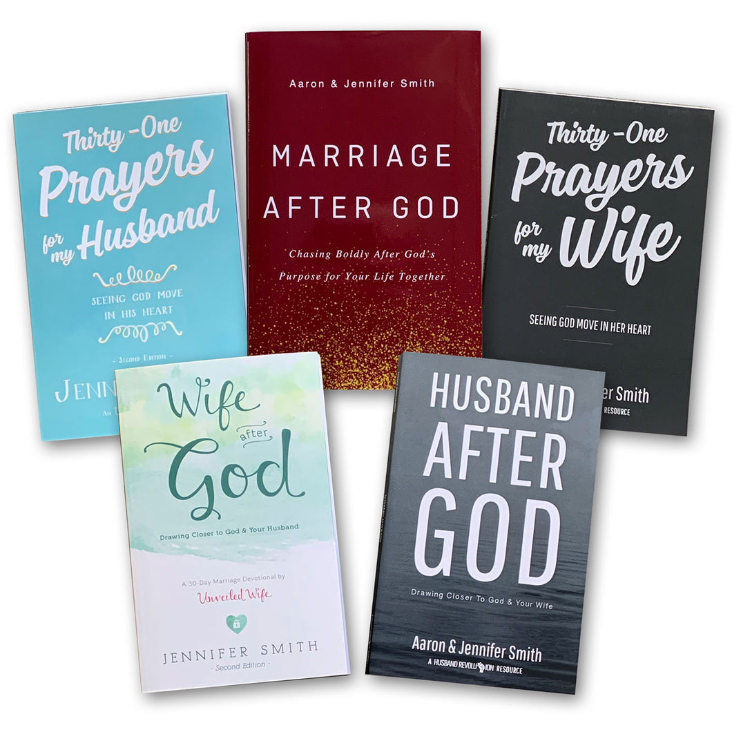 The Ultimate Marriage After God Growth Bundle (On Backorder)