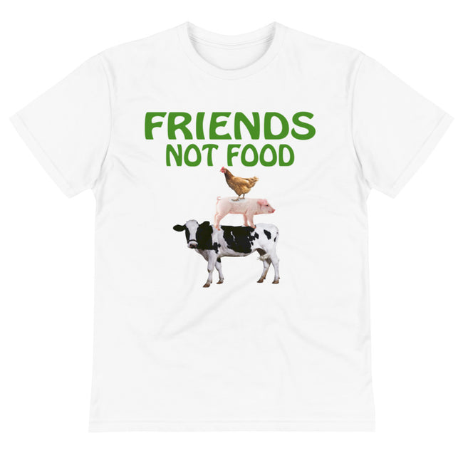 Friends Not Food Sustainable T-Shirt