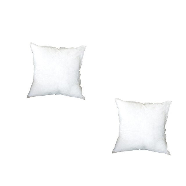 "18""x18"" White Pillow Insert"
