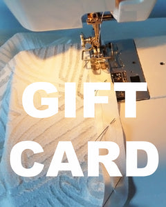 sewing pattern cartamodelli gift card coupon