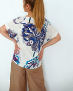 Load image into Gallery viewer, summer top with raglan sleeve