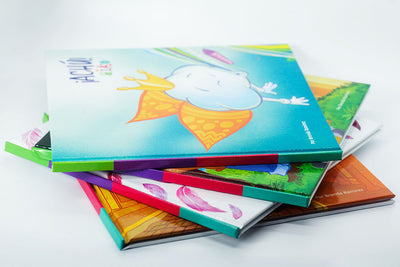 10 Reasons to Read the Aiko books to your child