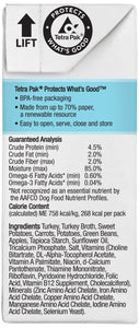 Caru Dog Classic Stew Real Turkey 12.5oz