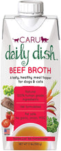 Load image into Gallery viewer, Caru Daily Dish Broths Beef