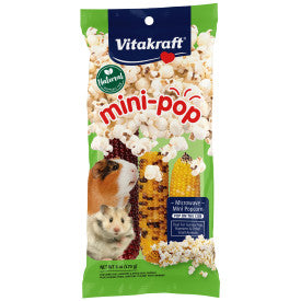 Vitakraft Mini-Pop Corn for Small Animals