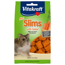Load image into Gallery viewer, Vitakraft Slims Mini Carrot Hamster