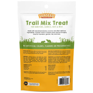 Sunseed Trail Mix Treat Bananas & Coconut - Hamsters, Rats & Mice