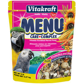 Vitakraft Menu Parrot and Large Pet Birds