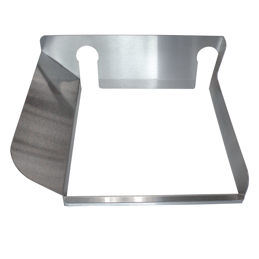 MTI-10X / XL Oil Deflector Shield (Right Side Dump) P/N: 04-0068