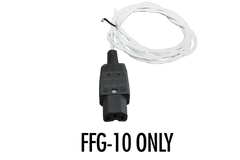 RTD plug and cable P/N: 15-10