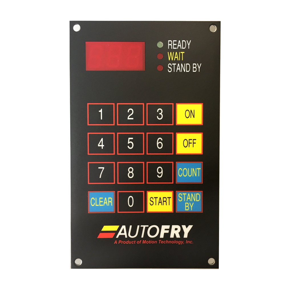 AutoFry Display Board (Older Controls)