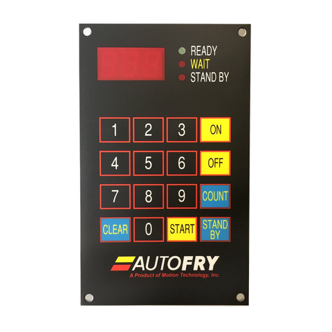 AutoFry Display Board (Older Controls) P/N: 95-0010