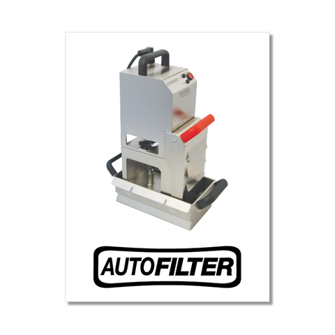 AutoFilter Owners Manual P/N: AfilterOM