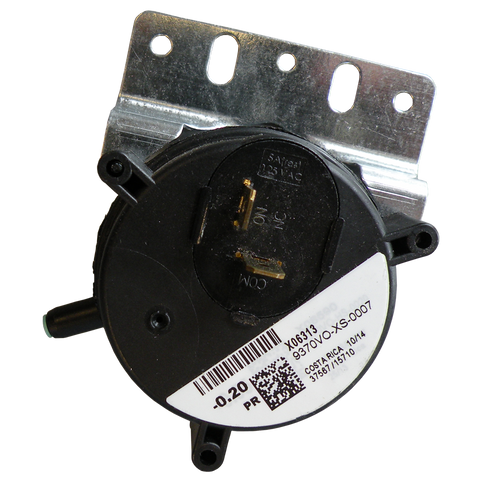 Air Pressure Switch for the AutoFry P/N: 92-0007