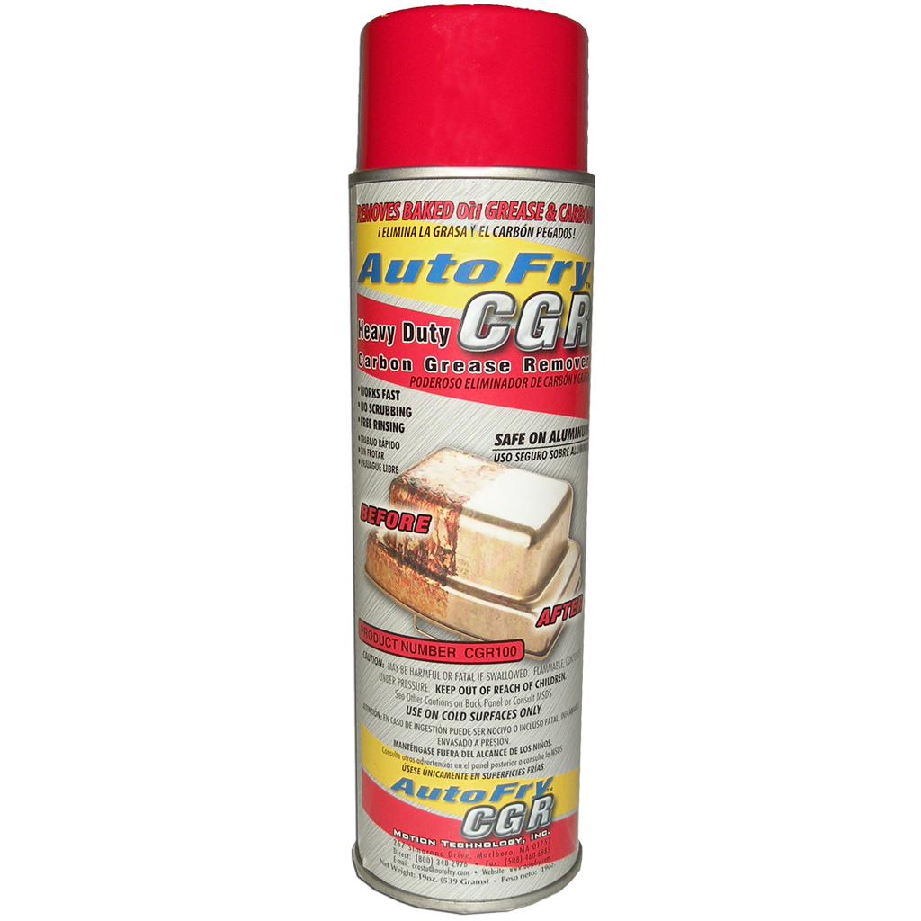 Carbon Grease Remover - 100 (Individual Aerosol Can)