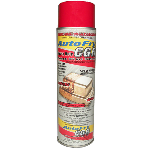 Carbon Grease Remover - 100 (Individual Aerosol Can) P/N: 21-0014