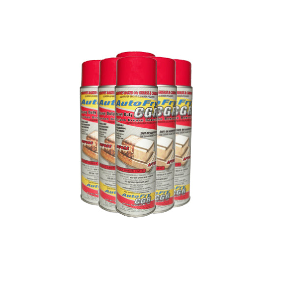 Carbon Grease Remover - 100 (Case of 6 Aerosol Cans) P/N: 21-0014 x6