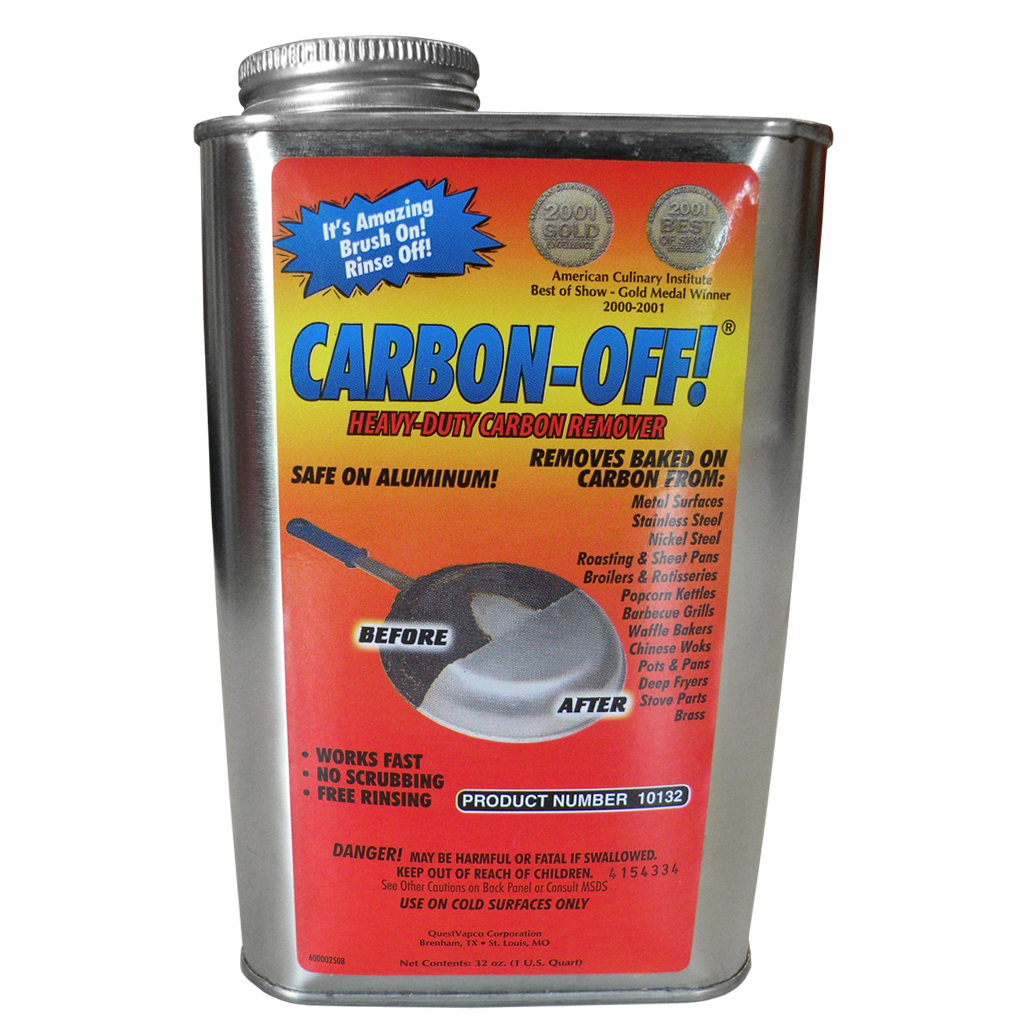 32 oz. Liquid Carbon-Off! P/N: 21-0020